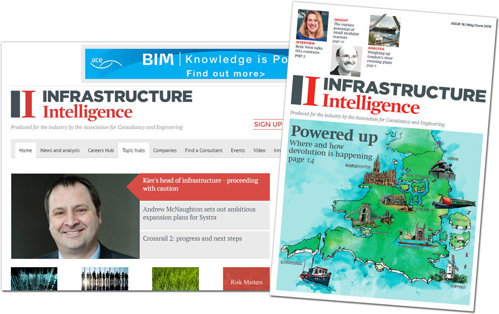 Media Opportunities | Infrastructure Intelligence