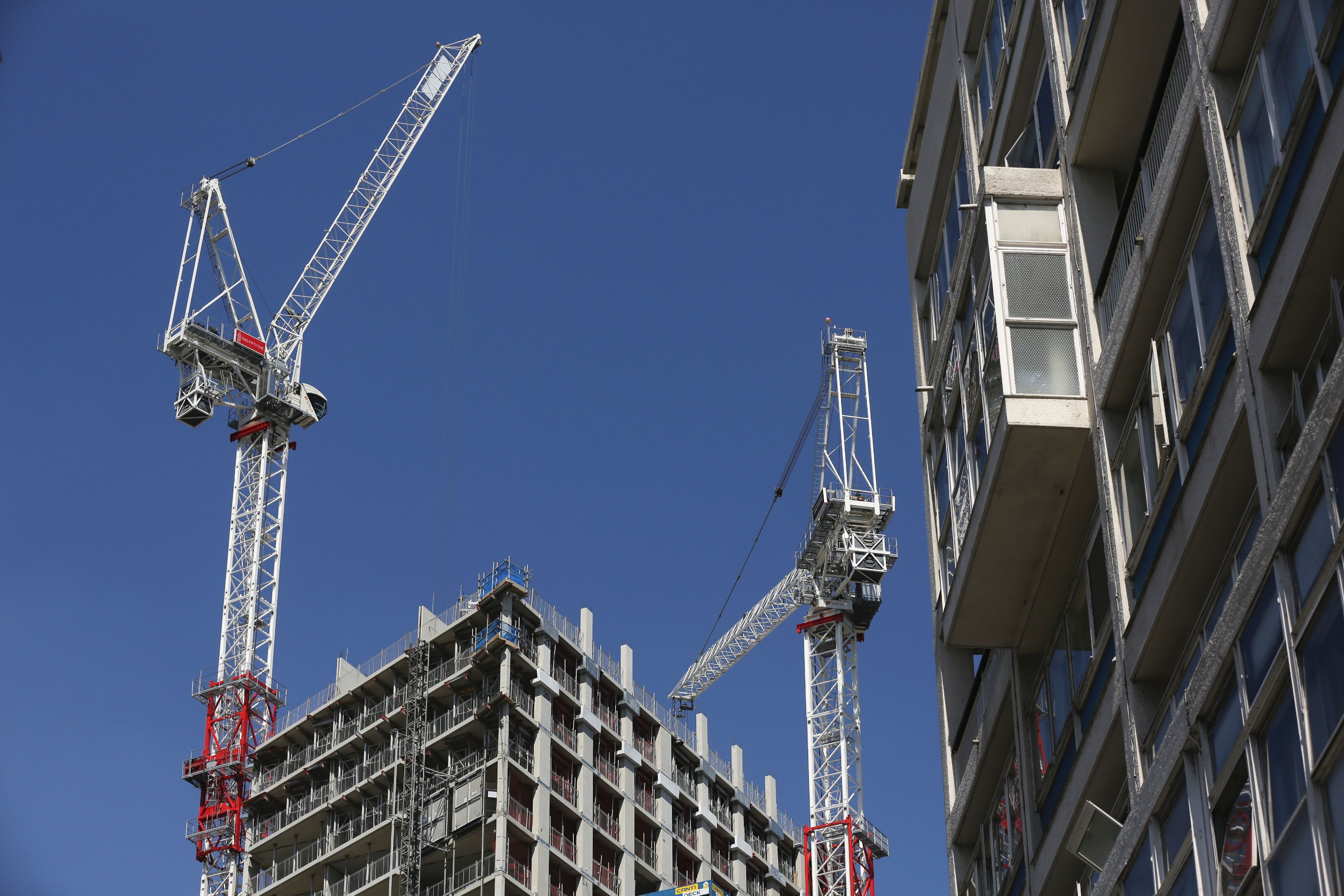 Northern cities enjoy residential construction boom in 2017