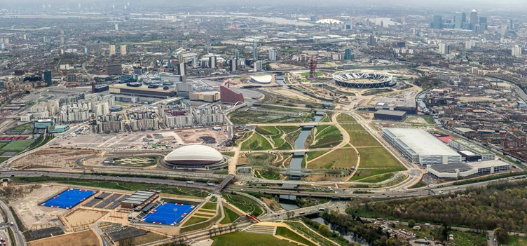 East London Booming From Olympic Legacy Infrastructure