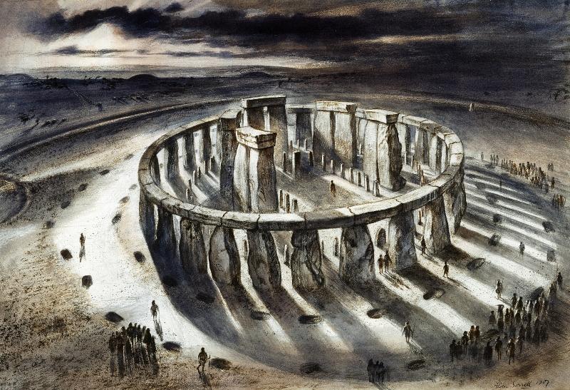 An analysis of stonehenge