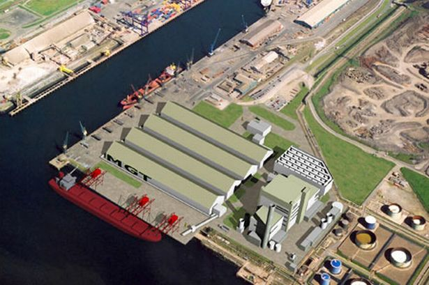 New 163 650m Biomass Plant On Teesside To Start Construction
