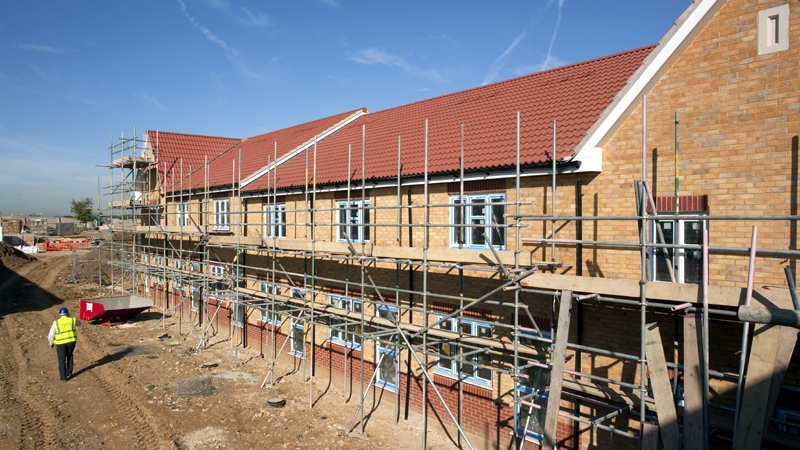 Housebuilding to drive scottish construction growth for Home building websites