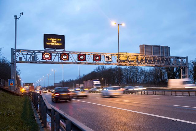 Time Running Out For Smart Motorway Air Quality