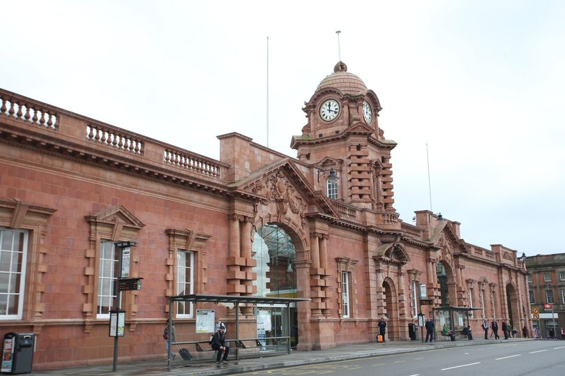 Disruption As Nottingham Station Shut After Fire