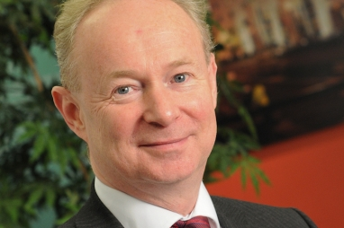 Dr Alan Barr, RP and ACE NI chair