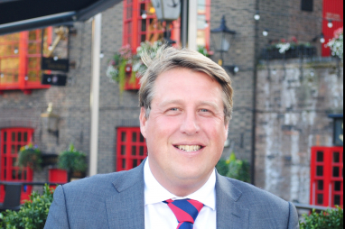 Andrew Ferguson, managing director of Waterman's infrastructure and environmental consulting business in the UK.