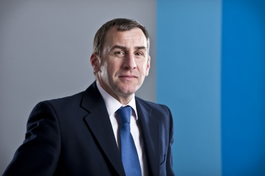 Andrew McNaughton, engineering and construction director, Tidal Lagoon Power