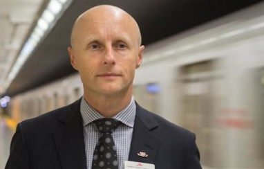 TfL has appointed Andy Byford as London's new transport commissioner.