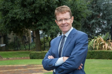 West midlands mayor Andy Street has appointed WSP to help deliver net zero plan.