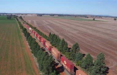 The Inland Rail project in Australia is one of the most significant infrastructure projects in the world, spanning more than 1,700km.
