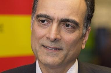 Mott MacDonald director oil and gas Azfar Shaukat