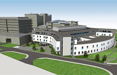 Baird Family Hospital and ANCHOR Centre in Aberdeen.