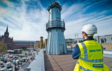 62% fall in pre-tax profit during 2020, but Balfour Beatty ended the year with a record £16.4bn order book.