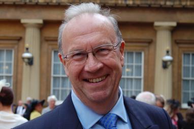 Professor Brian Collins, UCL