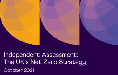 Climate Change Committee welcomes UK net zero strategy, but highlights strategic gaps and uncertainties over delivery.