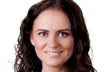 Eva MacInnes, COWI's new regional director for Scotland.
