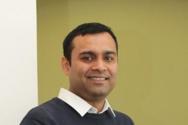 Dr Ajith Parlikad, CSIC