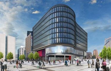 ISG wins £89m Cardiff Transport Interchange construction contract.