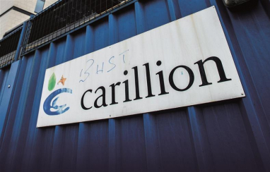 FCA proposes public censure for Carillion, but Unite calls for guilty parties to be jailed.
