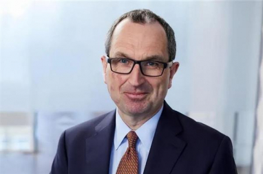 Chris Grigg, pictured, has been appointed chair of the new UK Infrastructure Bank for an initial three-year term.