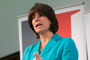 Claire Perry rail minister