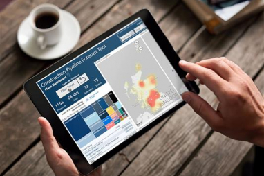 Construction Pipeline Forecast tool identifies over 1,150 construction projects across Scotland valued at £8.5bn.