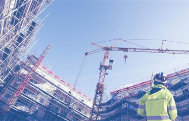 Construction pay soars, according to new research by Randstad.