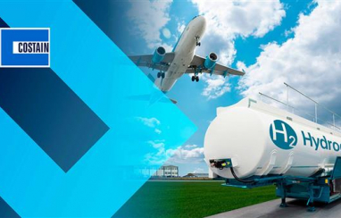 Costain has been appointed to support a project exploring the operation of hydrogen-fuelled aircraft by the end of the decade.