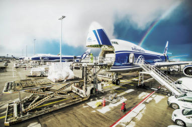 Heathrow Airport has ramped up its cargo capacity to help get medical goods and food to the nation as it tackles the global Covid-19 epidemic.