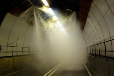 Applied Industrial Systems supply the SCADA system that monitors and controls two tunnels at the Dartford tunnel.