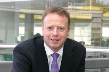 Dave Spence, MD of Amey's consulting business