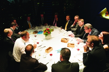 Deltek Round table