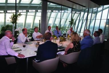 Deltek Infrastructure Intelligence round table