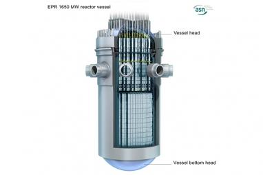 EPR Reactor Vessel