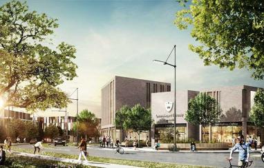 Edinburgh innovation park at Queen Margaret University