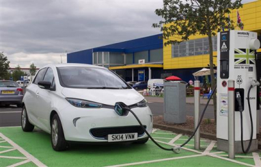 Scotland's £7.5m public & private sector deal aims to increase amount of electric vehicle charge points and supporting infrastructure.