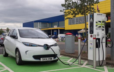 Ofgem's £300m investment plans include new infrastructure to support 1,800 new ultra-rapid charging points at motorway service areas.