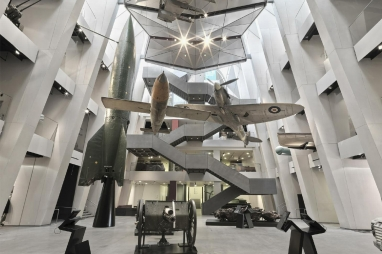 SSDA winner - First World War Galleries, Imperial War Museum