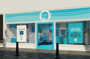 Flood Shops will help consumers choose products to make their homes resilient