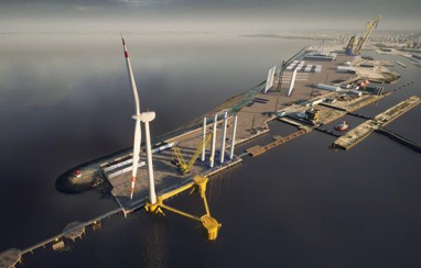 Ambitious plans have been unveiled for a £40m renewable energy hub at the Port of Leith.