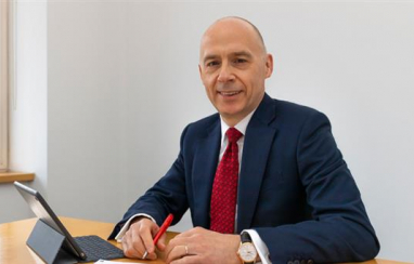 Graham Prothero. Galliford Try chief executive.