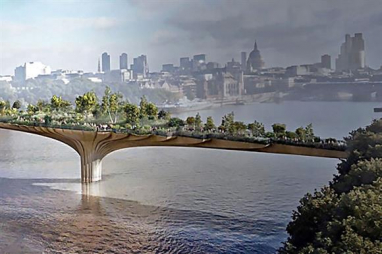 Garden Bridge Trust To Hold Make Or Break Talks With Mayoru0027s Office