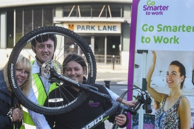 The Go Smarter initiative in the North East has received £2m funding.