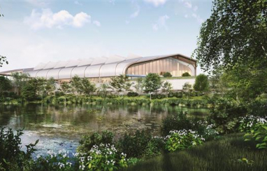 Laing O'Rourke, Skanska and Unity JV have been shortlisted to build HS2's £370m Interchange Station at Solihull.