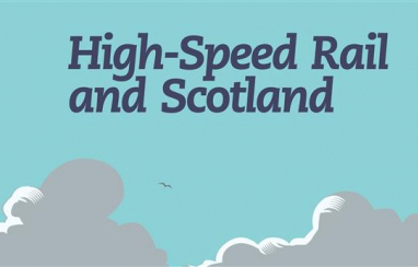 HSRG calls for HS2 to be linked to Scotland to boost connectivity, cut carbon and rebalance the economy.