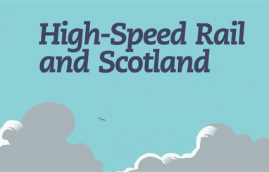 Industry group asks UK government to commit funding to explore how best to connect Scotland to HS2.