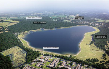 Planning applications submitted for Havant Thicket reservoir, a key piece of infrastructure to secure reliable water supplies for the south east.