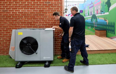 Industry figures call for greater ambition and urgency in government's new Heating and Buildings Strategy.