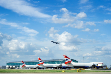 International rivals overtaking Heathrow is early warning of Britain's economy falling behind, says airport.