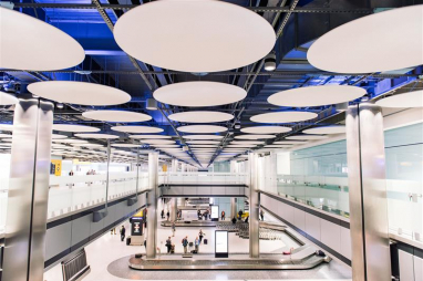 "AECOM wins ""multi-million pound"" Heathrow contract to support expected growth in passenger numbers at T2."